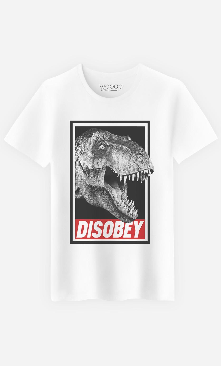 T-Shirt Homme T-Rex