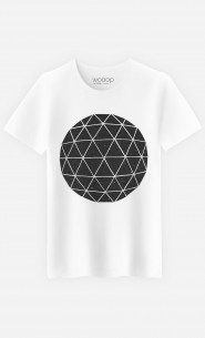 T-Shirt Homme Geodesic