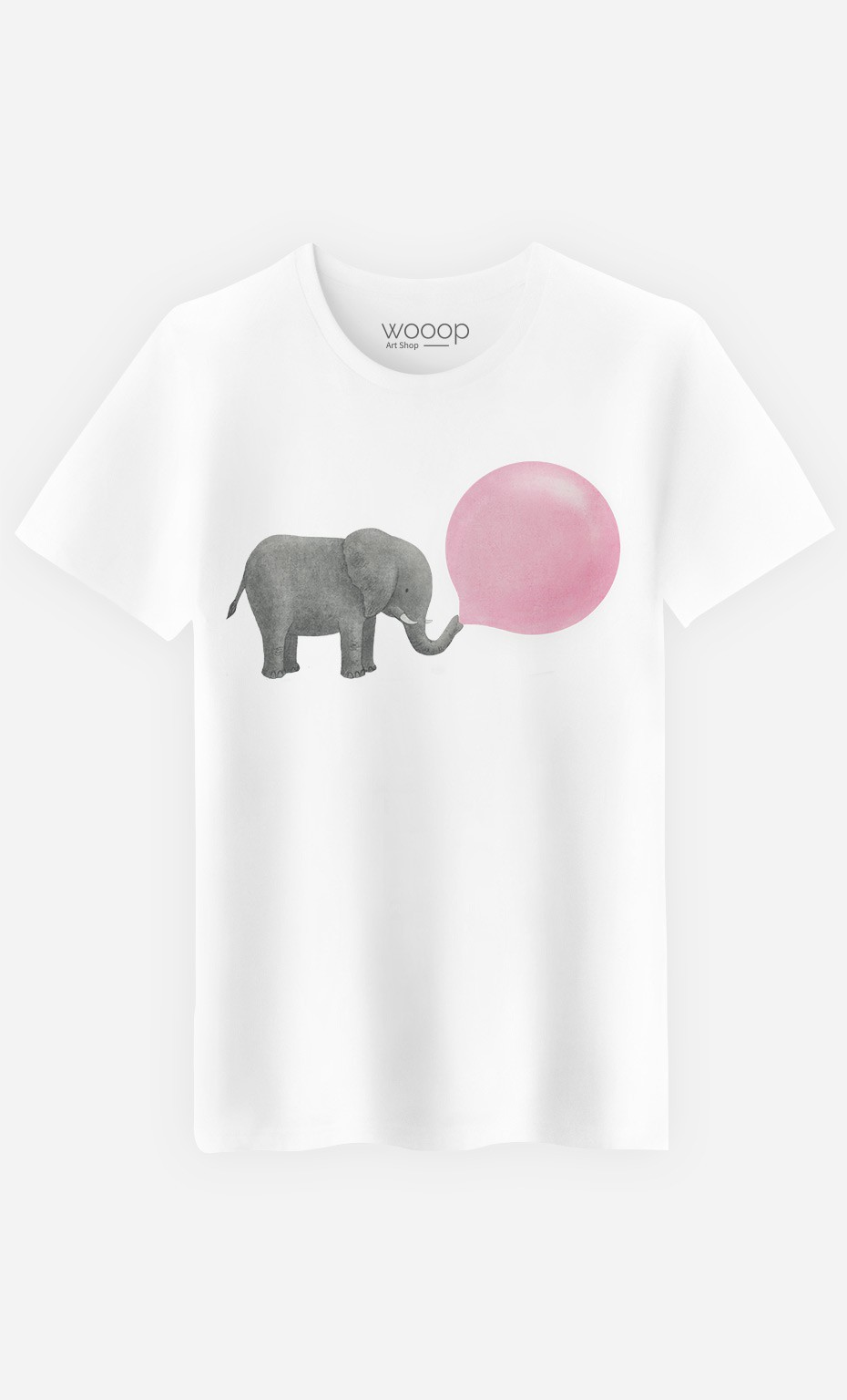 T-Shirt Jumbo Bubble Gum