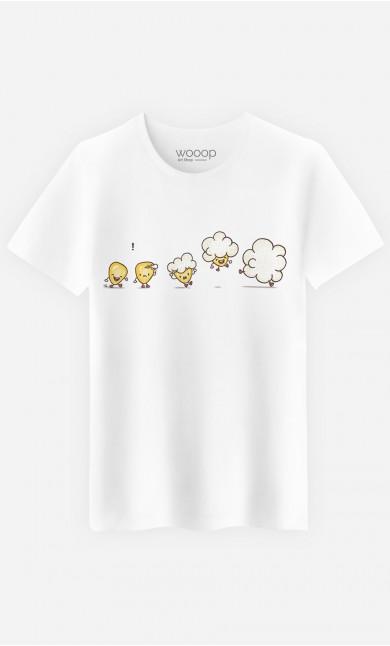 T-Shirt Homme Microwavolution