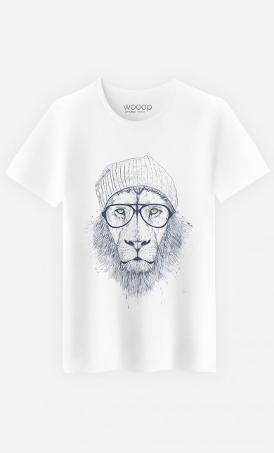 "T-Shirt Original ""Cool Lion"""