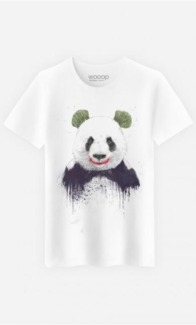 T-Shirt Homme Joker Panda