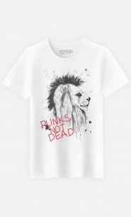 T-Shirt Homme Punk's Not Dead