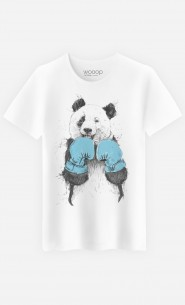 T-Shirt Homme Fashion The Winner Panda