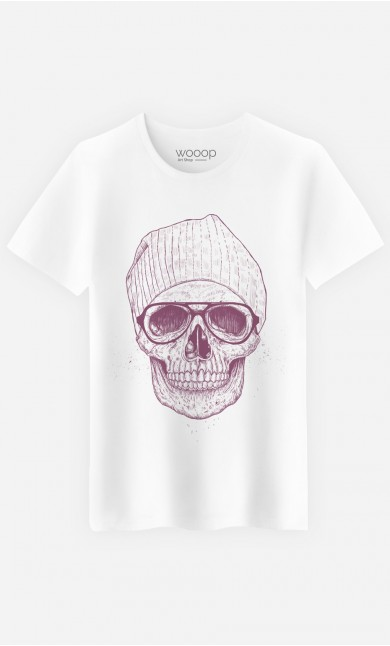 T-Shirt Homme Cool Skull