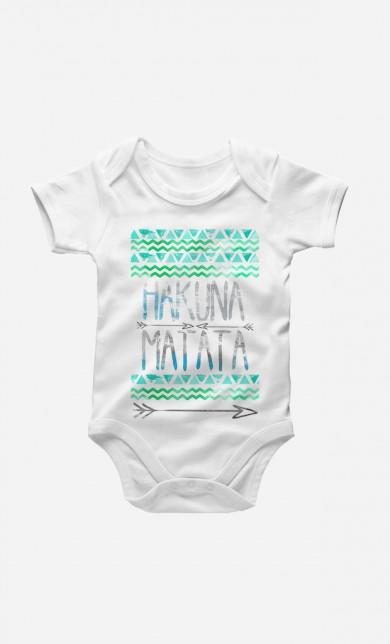 Hakuna Matata Baby Grow