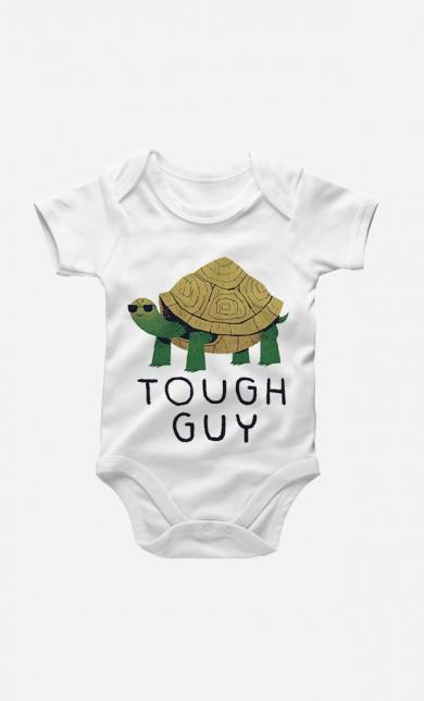 Tough Guy Baby Grow