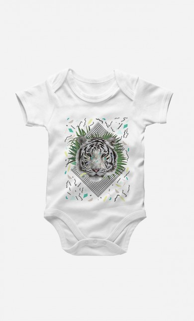 Body White Tiger