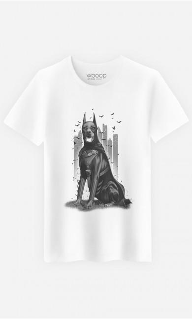 T-Shirt Homme Doberman