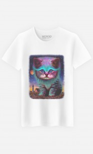T-Shirt Homme Kitty