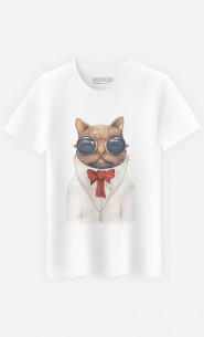 T-Shirt Homme Astro Cat