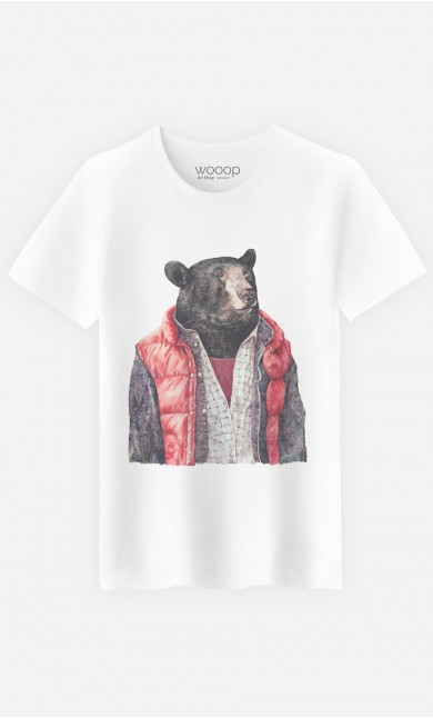 T-Shirt Black Bear