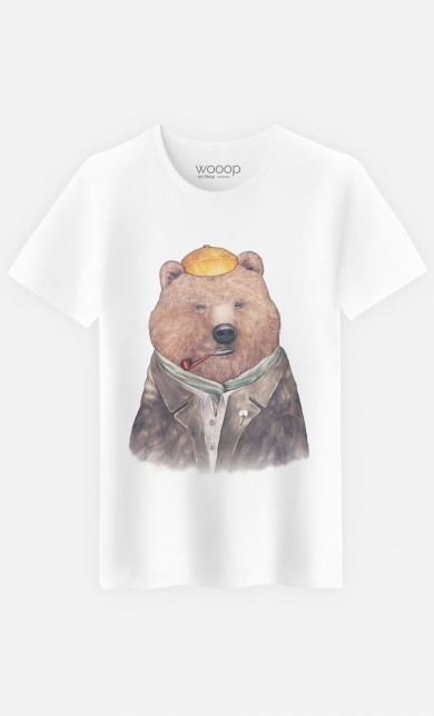 T-Shirt Brown Bear
