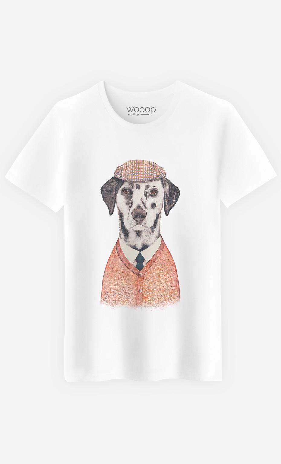 T-Shirt Homme Dalmatian