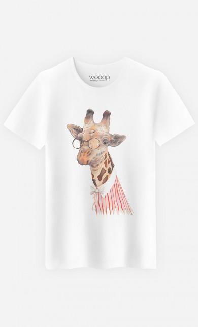 T-Shirt Madame Giraffe
