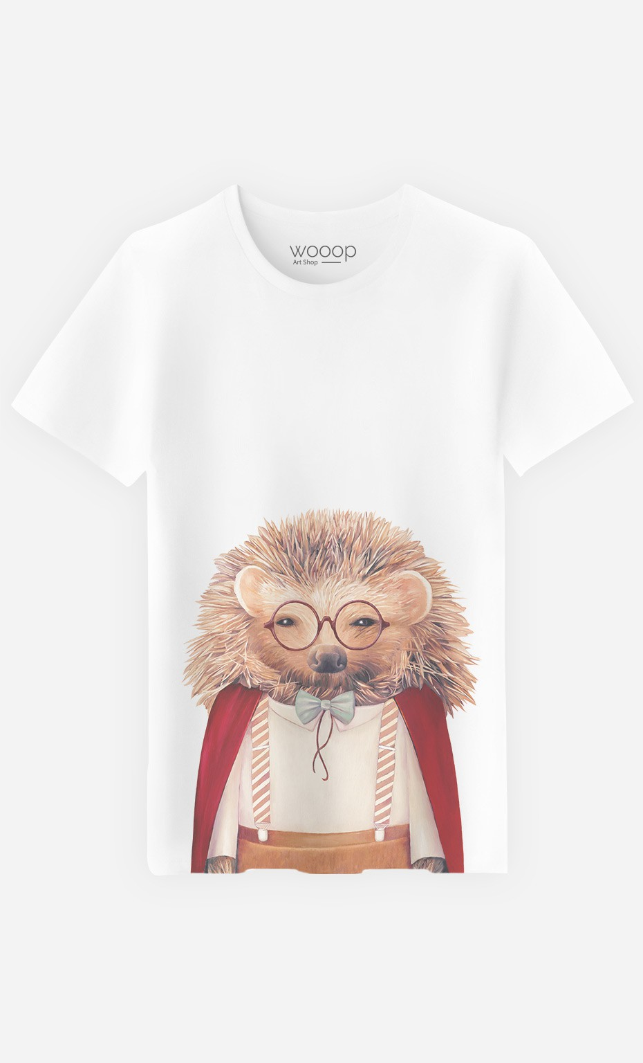 T-Shirt Homme Hedgehog