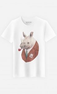 T-Shirt Homme Rhino
