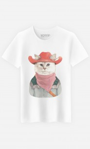 T-Shirt Homme Rodeo Cat
