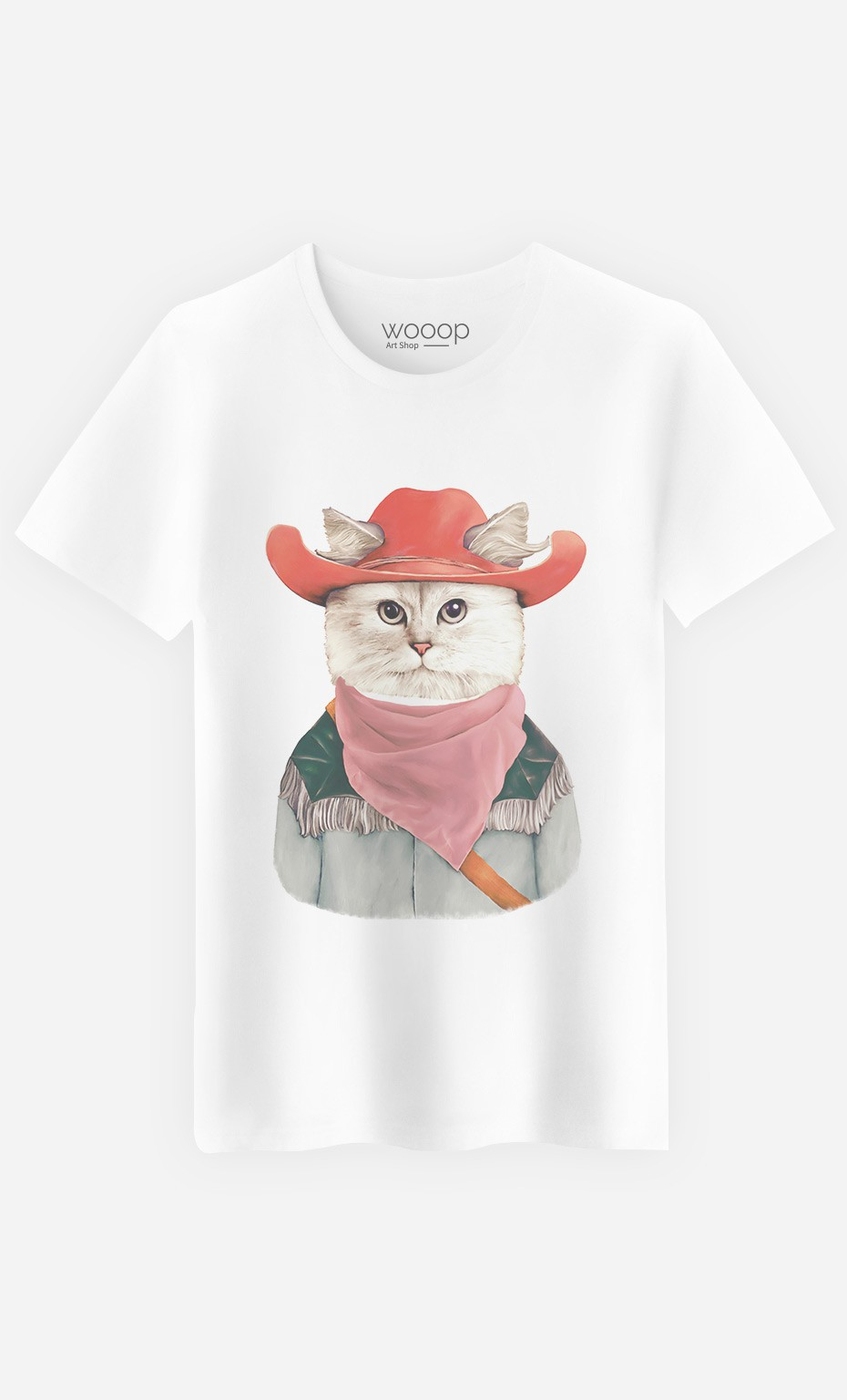 T-Shirt Rodeo Cat