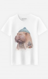 T-Shirt Homme Tattooed Walrus