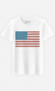 T-Shirt Homme USA