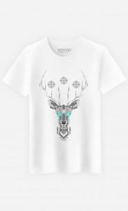 T-Shirt Homme Geo Deer