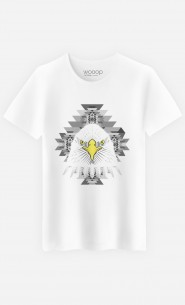 T-Shirt Homme Geo Eagle