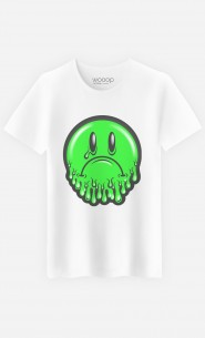 T-Shirt Homme Sad Smiley