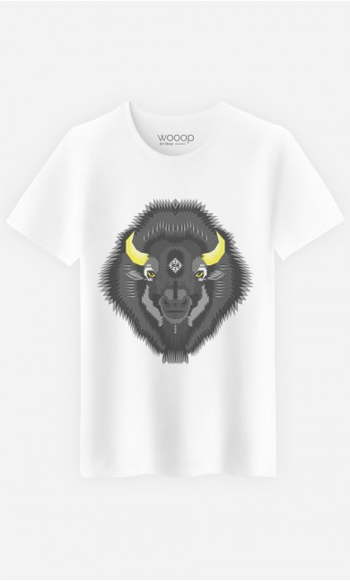 T-Shirt Homme The Bison