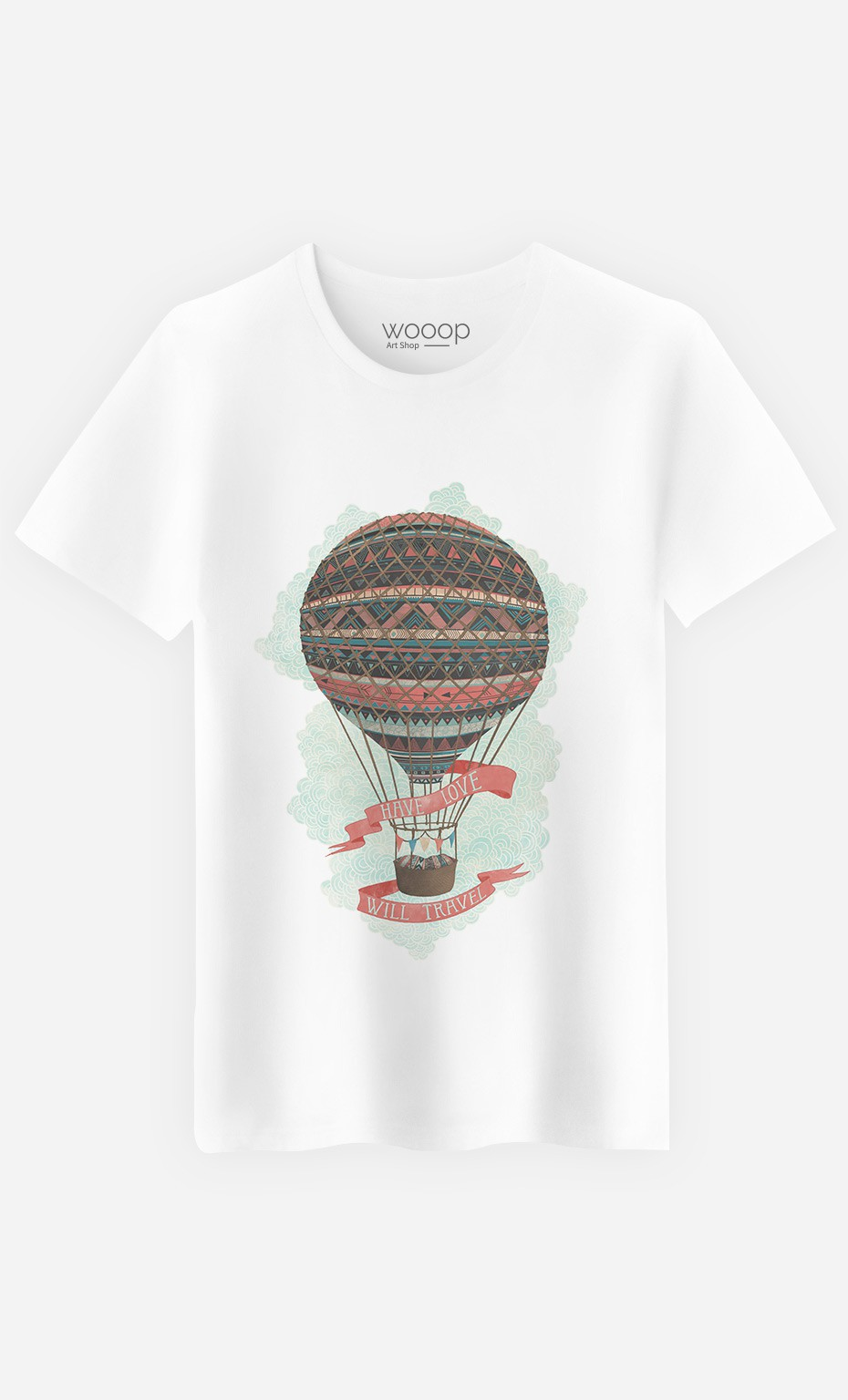 T-Shirt Homme Balloon