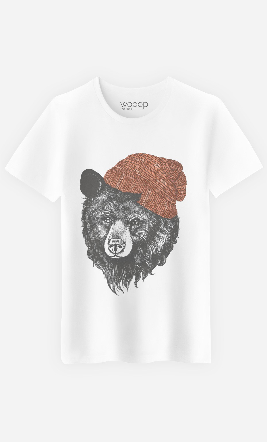 T-Shirt Homme Bear