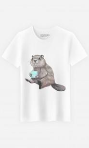 T-Shirt Homme Beaver