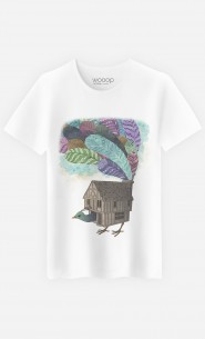 T-Shirt Homme Birdhouse