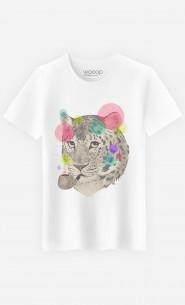 T-Shirt Homme Leopard