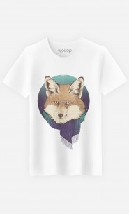 T-Shirt Homme Winter Fox