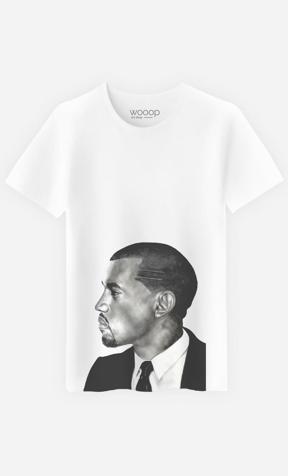 T-Shirt Homme Kanye West