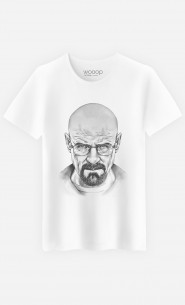 T-Shirt Homme Original Walter White
