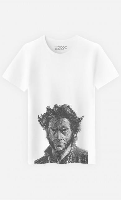 T-Shirt Homme Wolverine 2