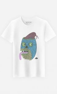T-Shirt Homme Bird Brain