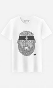 T-Shirt Homme Sushi Chef