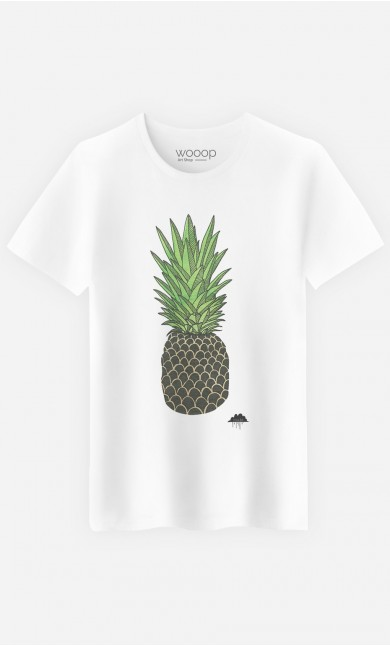 T-Shirt Homme Pineapple