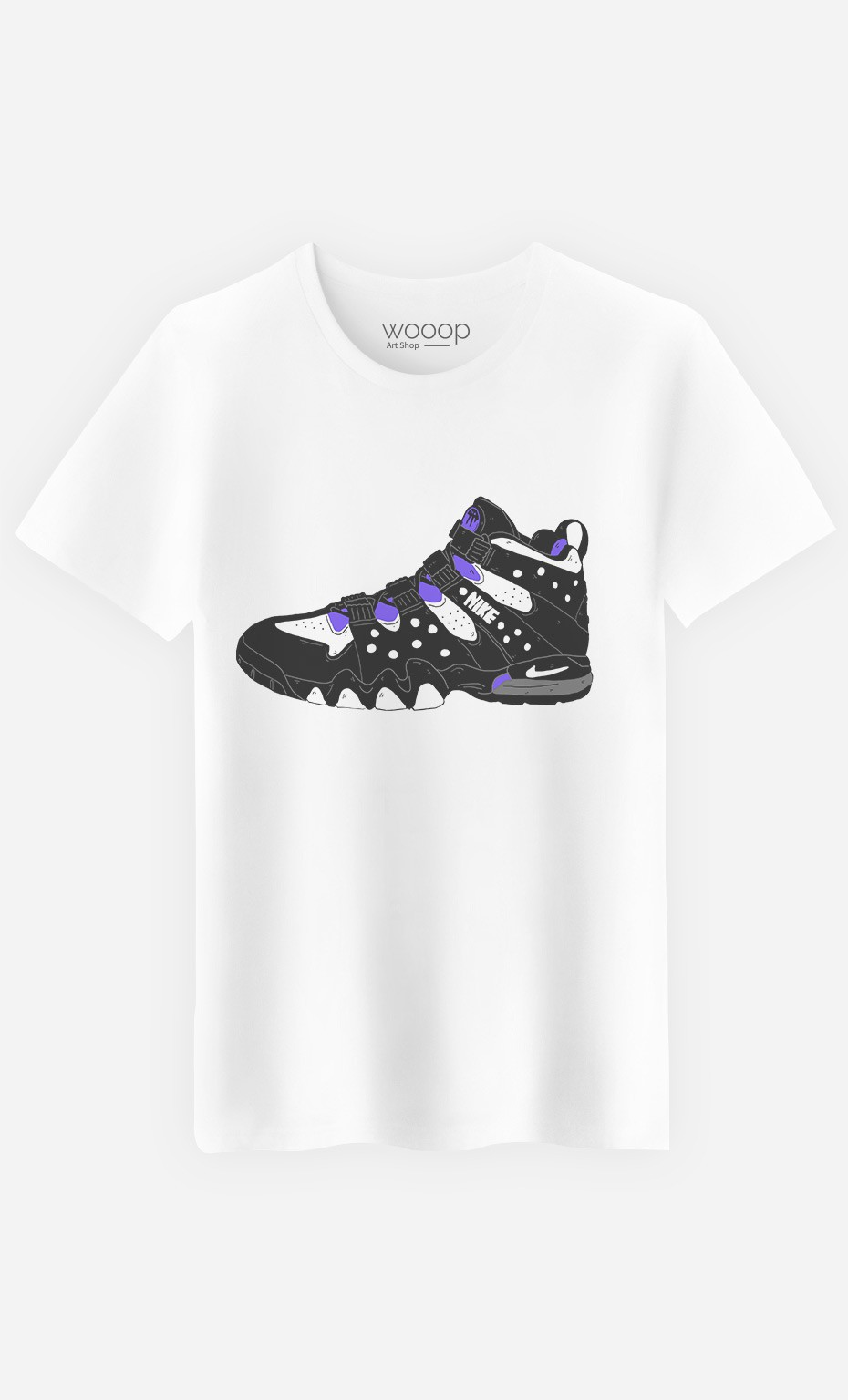 T-Shirt Homme Barkley 94