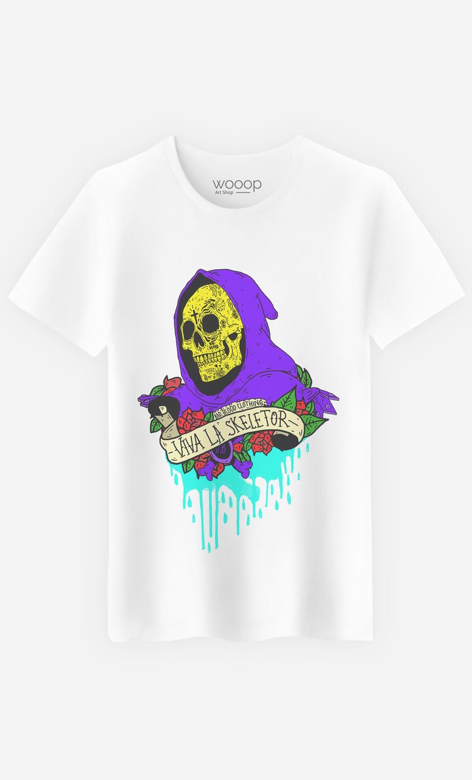 T-Shirt Homme Skull