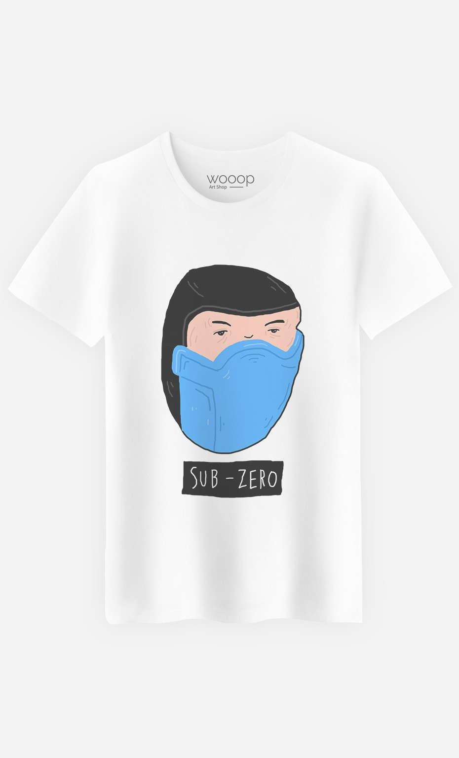 T-Shirt Homme Sub Zero