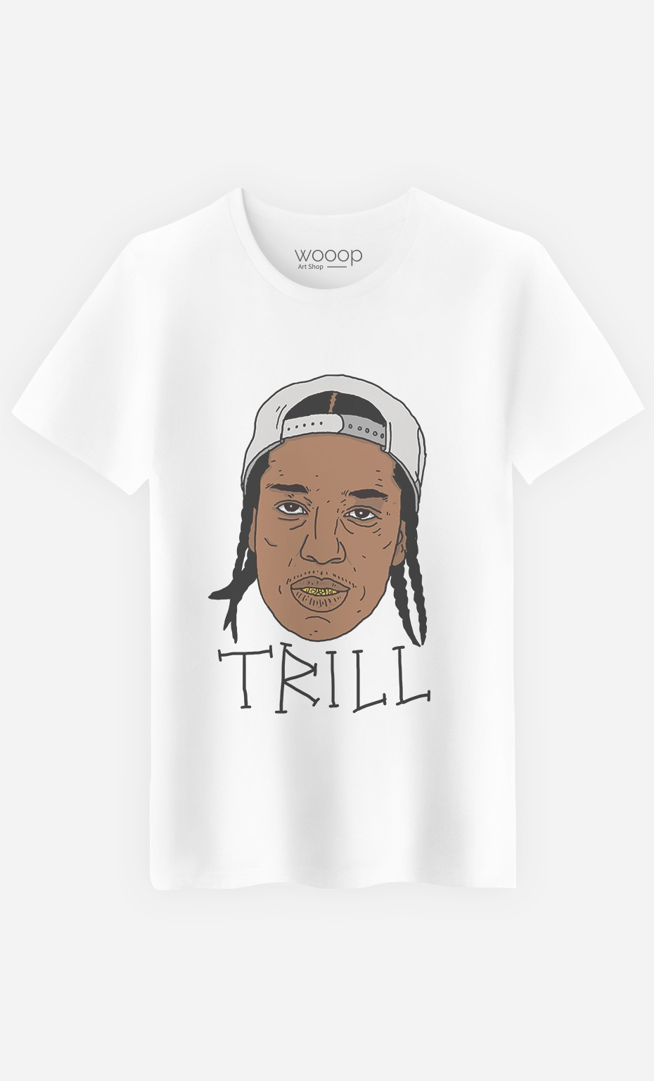 T-Shirt Homme Trill