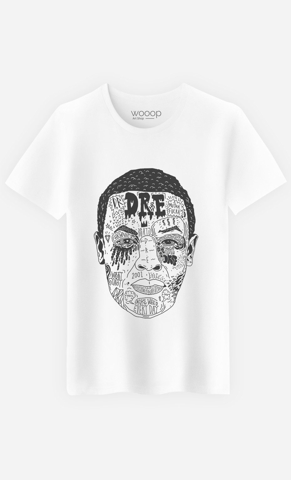 T-Shirt Homme Dre