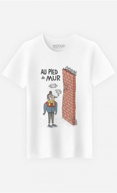 T-Shirt Au Pied Du Mur