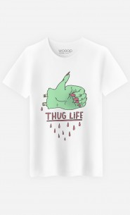T-Shirt Homme Thug Life