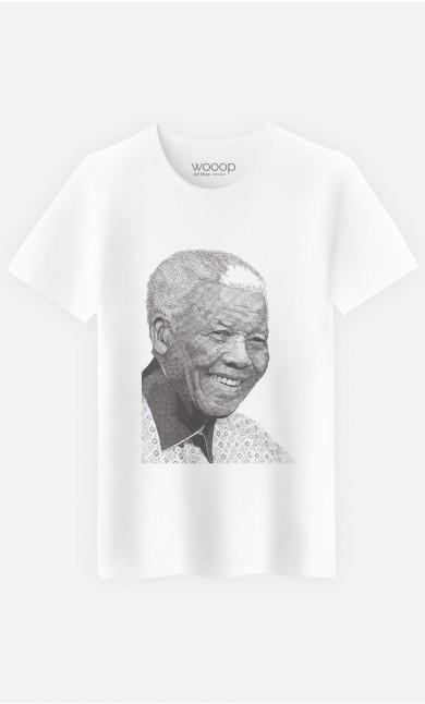 T-Shirt Homme Nelson Mandela