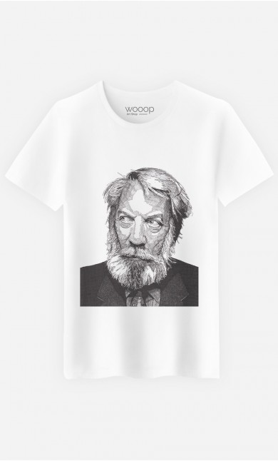 T-Shirt Homme Donald Sutherland